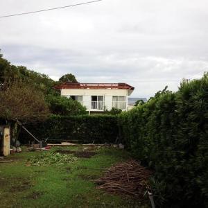 台風15号クラブハウス被災の記録