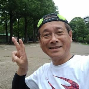 岡山運動公園でウォーキング!