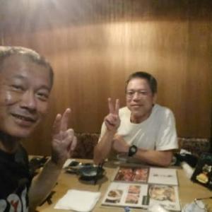名古屋の加藤さんと会食!