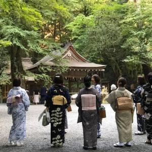 【残2】呉服神社参拝&新春ランチ
