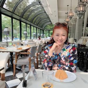 お洒落な上海蟹のレストラン@上海