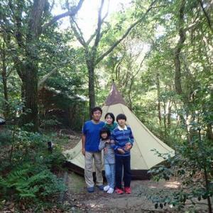 秋狩りキャンプ終了!