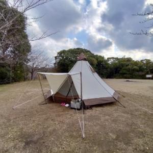 キャンプ場から散策!