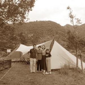 キャンプ引退・・・