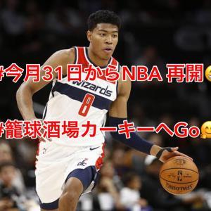 NBA 再開