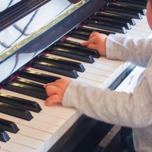 子どもの習い事「ピアノ」