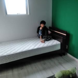 ハルヒのベッド