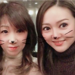 詳細追記❤️美魔女けいちんさん♪東京出張にて。