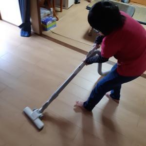 年末のお掃除の日☆