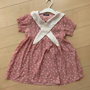 長女の服♡