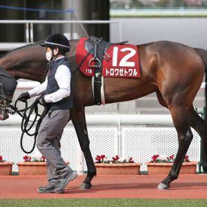 【ヴィクトリアM】トロワゼトワル大健闘の4着!優勝は名牝アーモンドアイ。