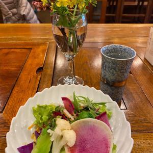 ランチと野菜たち