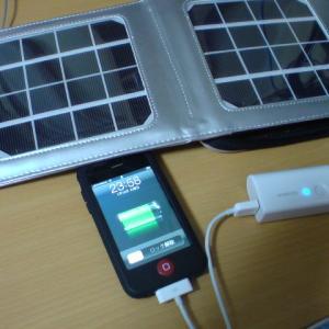 外出先でIPhoneを充電する方法