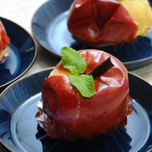 ☆まるごと美味しい!紅玉の焼きりんご☆