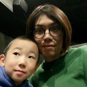 ☆息子と仮面ライダー観てきました♡☆