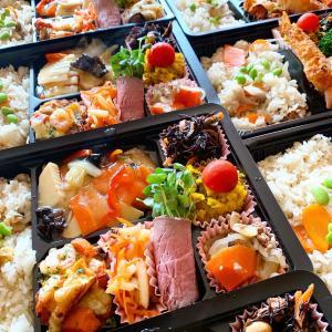 ☆土曜日のお弁当と常備菜、ランチ詳細☆