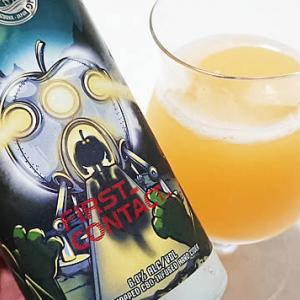 リンゴ果汁を発酵させたCBD配合サイダー!