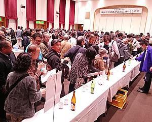 【開催中止】3月26日の静岡県新酒鑑評会利き酒会