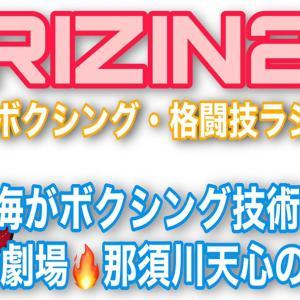 [RIZIN24]那須川天心対皇治!朝倉海対昇侍!元格闘家&トレーナー目線で語る