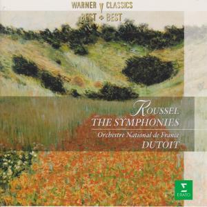 ルーセル 交響曲第3番ト短調 デュトワ指揮フランス国立管弦楽団