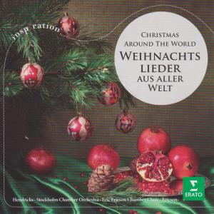 ヘンドリックス(sp)&エリクソン(合唱指揮)の「世界のクリスマス」