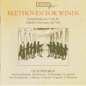 ベートーヴェン 交響曲第7番(ハルモニームジーク版)