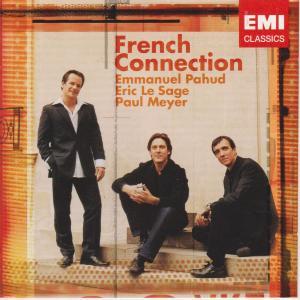 フローラン=シュミット フルート、クラリネットとピアノのための三重奏曲