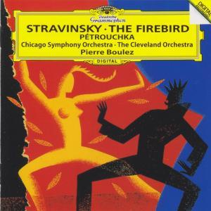 ブーレーズ&シカゴ交響楽団の「火の鳥」