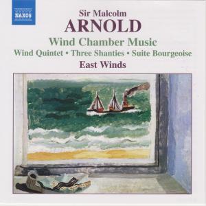 アーノルド ホブソンの婿選び序曲(管楽八重奏版) イースト・ウインズ