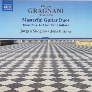 グラニャーニ ギター二重奏曲集 スコグモ&フランケ