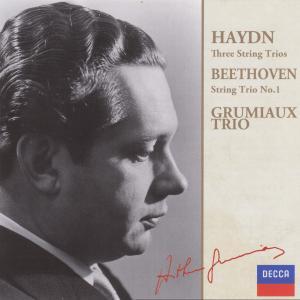 グリュミオーのハイドン 3つの弦楽三重奏曲op.53