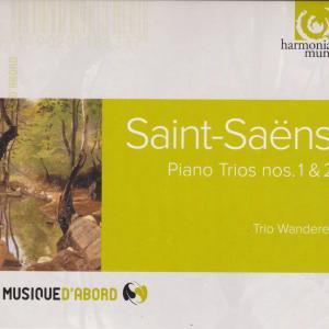 サン=サーンス ピアノ三重奏曲第2番ホ短調op.92