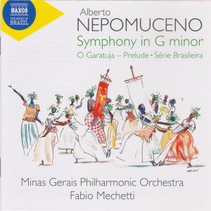 ネポムセーノ 交響曲&ブラジル組曲