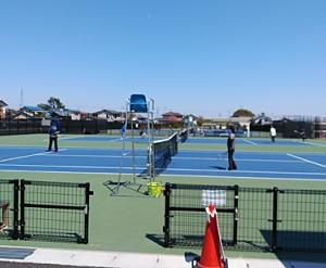 初めてのテニスオフ