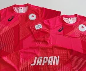 東京五輪・公式Tシャツ