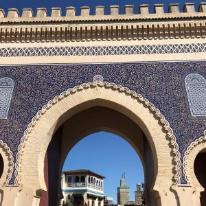 モロッコの古都 フェズへ