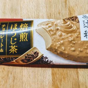 明治 辻利 焙煎ほうじ茶 チョコレート&クランチ