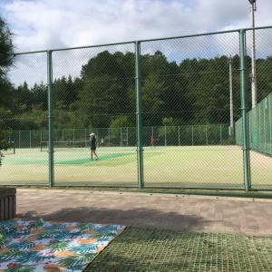 第30回京都オータムジュニアテニス選手に行って来ました!