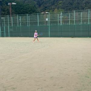 練習後に三和荘で自主練!