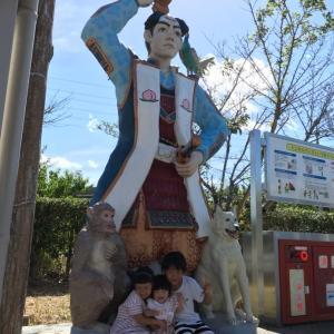 みんなで岡山旅行!