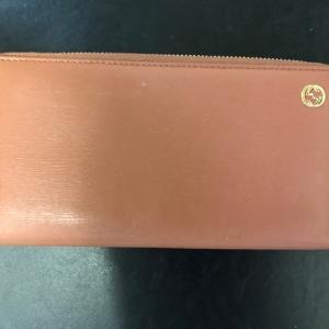 グッチ 長財布 ブランドをお買取りさせて頂きました!