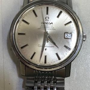 オメガ コンステレーション ブランド時計をお買取りさせて頂きました!
