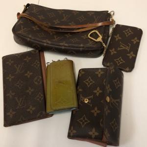 ルイヴィトン 長財布 ブランドをお買取りさせて頂きました!
