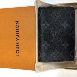 ルイヴィトン 名刺入れ ブランドをお買取りさせて頂きました!