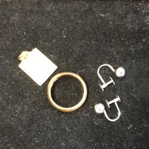 リング 貴金属 宝飾品をお買取りさせて頂きました!