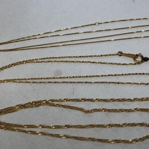 ネックレス リング 貴金属 宝飾品をお買取りさせて頂きました!