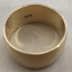 金のリング 貴金属をお買取させて頂きました!