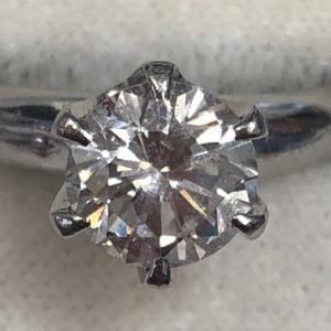 ダイヤモンドリング 貴金属をお買取させて頂きました!