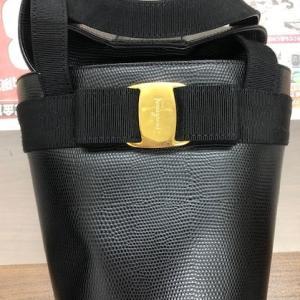 フェラガモ ハンドバッグ ブランドをお買取させて頂きました!
