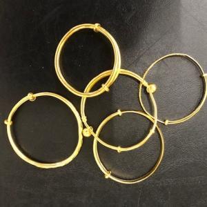 金のブレスレット 貴金属をお買取させて頂きました!
